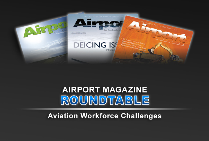 2015 Airport Magazine's Roundtable Discussion