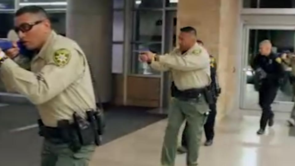 Tucson International Airport's Triennial Drill