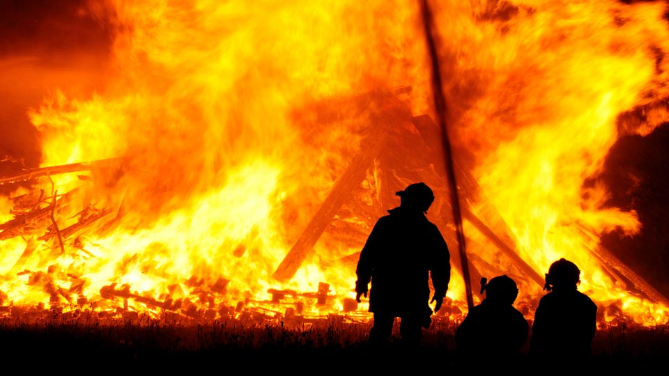 Rules of Engagement:  Firefighter Health and Wellness Part 2