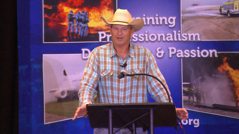 Keynote Speaker - Jay Novacek - There Are Always Two Ways to Look at Everything
